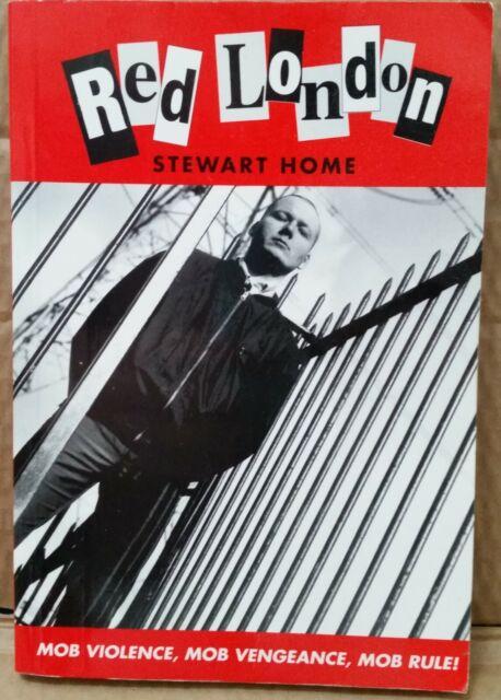 Red London * Stewart Home * AK Press 1994 * Skinhead Street Punk Thug Fiction
