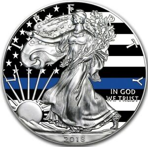 2018-1-Oz-Silver-1-AMERICAN-BLUE-LIVES-MATTER-EAGLE-Coin