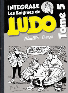 Les Enigmes de Ludo - L'intégrale - tome 5