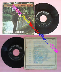 LP-45-7-039-039-MAURO-DE-GREGORIO-Signorinella-Piccola-santa-italy-no-cd-mc-vhs-dvd