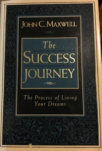 The Success Journey by John C. Maxwell (Hardback, 1920)