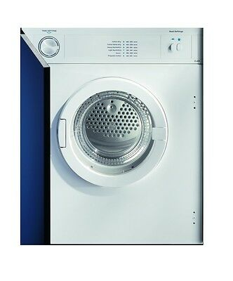 Iberna Tumble Drier | BWTD1 - Fully Integrated Air-vented Tumble Dryer & Hose