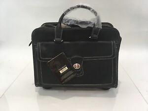 Image Is Loading Samsonite 938595 Wheeled Business Tote Bag Computer New
