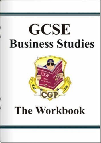 GCSE Business Studies Workbook (without Answers) By  Richard Parsons