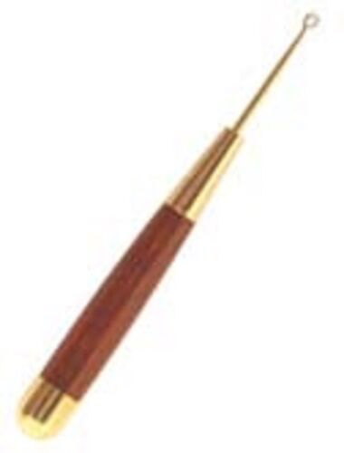 Fly Tying Tool WASATCH CEMENT APPLICATOR Cocobola Wood Needle