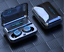Auriculares-audifonos-inalambricos-Auriculares-Bluetooth-para-Android-Samsung-Apple-iPhone miniatura 1
