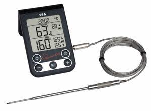 Digital Einstich Thermometer Bratenthermometer