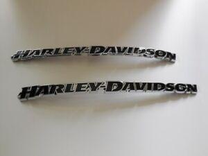 Harley-Davidson-Tankembleme-Tankschilder-Tank-Embleme14100953-amp-14100954