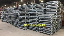 Used Wire Basket Warehouse Storage And Shipping Container