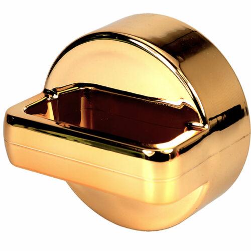 Teekanne amapodo Ersatz-Deckel Verschluss gold für Trinkflasche Glasflasche