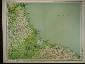 1903-MAP-MIDDLESBROUGH-HARTLEPOOL-REDCAR-STOCKTON-ON-TEES-DARLINGTON-VILLAGES