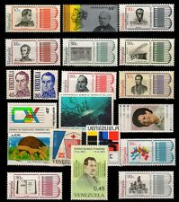 VENEZUELA Mint Thematic Stamps-20 All Different MNH Postage Stamps