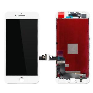 LCD-Display-komplett-fuer-iPhone-8-4-7-WEISS-Gold-Silber-3D-TOUCH-Touchscreen