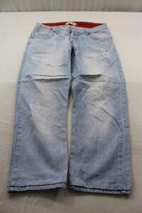 W32 506 J1386 Levi´s Jeans Gut Standard Hellblau Ix6IS05wq