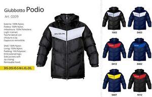 Minimo-10-Giubbotto-GIVOVA-da-Rappresentanza-Mod-PODIO-x-Calcio-Volley-Giaccon