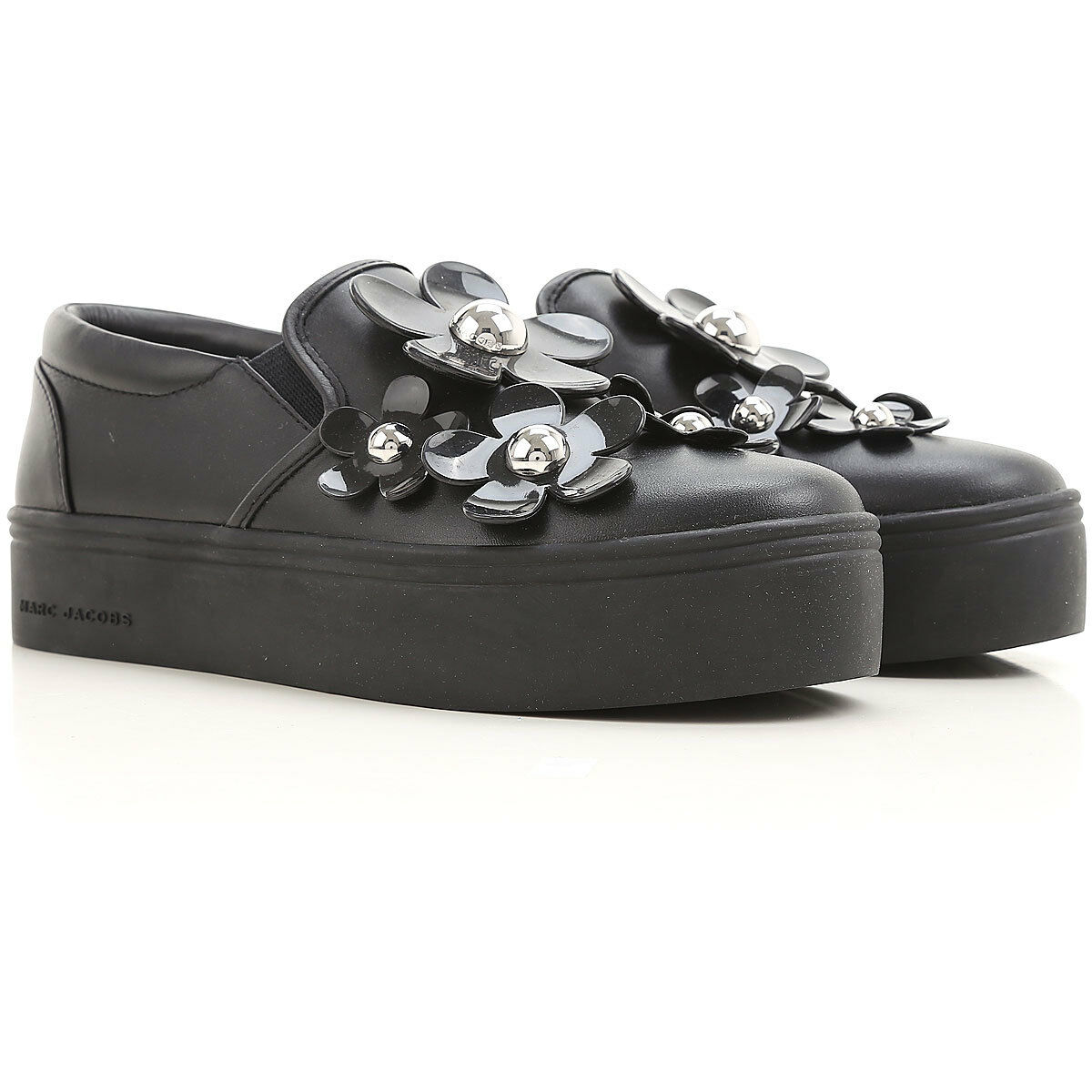Marc Jacobs on Sneakers Daisy, Daisy slip- on Jacobs skate sneakers 33cf68