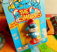 blister Schtroumpf papa profes. articule  puffo pitufo puffi smurf  toy island