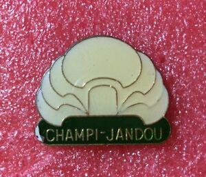 Pins-Epicerie-CHAMPIGNON-CHAMPI-JANDOU