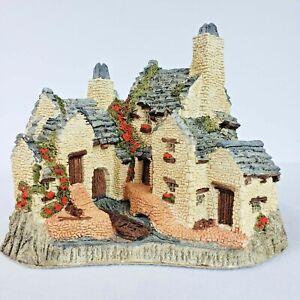 David-Winter-Cottage-1983-Fisherman-039-s-Wharf-in-Original-Box-With-COA