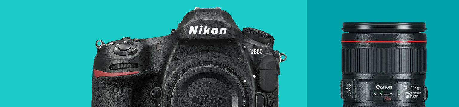 Save on Cameras & Accessories