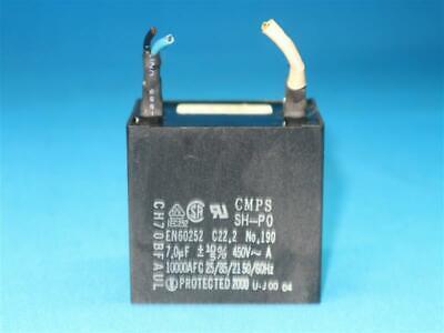 10//-5 /% 450V Shizuki CMPS CH60BFAUL Capacitor 6.0uf