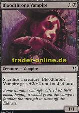 4x Bloodthrone Vampire (Blutthron-Vampir) Zendikar vs. Eldrazi Magic
