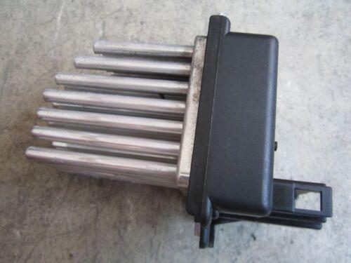 Ventilateur régulateur AUDI a6 4b 4b0820521 puissance Module Hella ventilateur régulateur