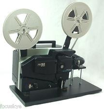 ELMO 16mm Movie Projector Unit Telecine Video Transfer Built-In  PAL-HD Camera