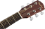thumbnail 7 - Fender CD60SCE Classic Design Dreadnought Acoustic Electric Guitar in Natural