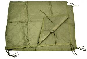 US-Army-Poncho-Liner-Lightweight-Blanket-Olive-Woobie-Quilted-GI-Style-Blanket