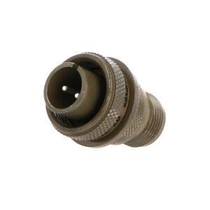 Steckverbinder rund männlich Stecker Serie 2  Löten 97-3106A-16S-4P MI 97 PIN