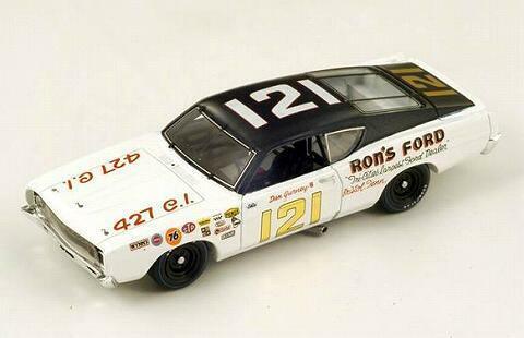 SPARK 1 43 FORD TORINO NASCAR Riverside Winner 1968  121 from Japan