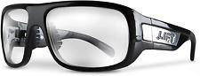 Lift Safety Bold Safety Glasses Black Frameclear Lens