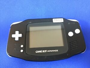 P5416-Nintendo-Gameboy-Advance-console-Black-GBA-Japan