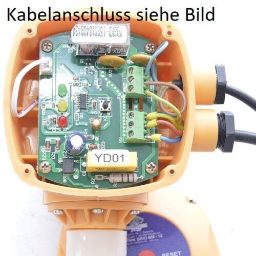 Kreiselpumpe Gartenpumpe 1100 Watt 3600 L//h 5 bar  Pumpensteuerung Wasserautomat