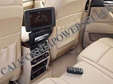 2007 2008 2009 2010 2011 BMW X5 X6 Rear Entertainment DVD Remote 6 921 553 OEM
