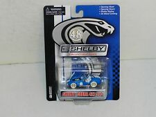 2008 Shelby Collectible Cars Shelby Cobra 427 S/C CHASE 1 of 48 White Wheels