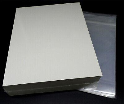 """1-1//2/""""fl 5x 100 docsmagic de resealable current size cómic bags 6-7//8/""""x 10-1//2/"""""""