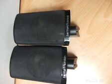 2 x Harman Kardon Satelliten Lautsprecher Kavierlack + Wandhalterung