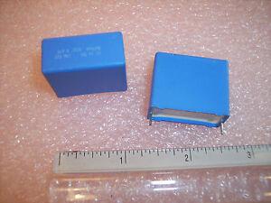 QTY MKT373 1uf 250V 5/% METALLIZED BOX FILM CAPACITORS 2222-373-44105 100