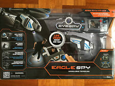 EYESPY Eagle Spy Remote Control Helicopter with Live Video Camera 2.4 GHz RC TOY