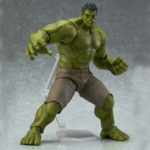 Marvel-Avengers-Figma-271-Hulk-Toy-Movable-Action-Hero-Figure-Doll-Model-Gift