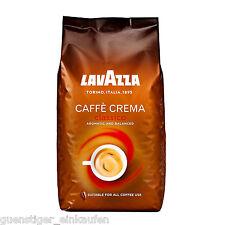(17,54€/kg) 1kg Lavazza Caffee Crema classico Kaffeebohnen aromatisch Bohnen