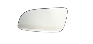 VAUXHALL ASTRA H up to 2009 Passenger Side Heated Mirror Glass 13141983