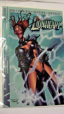 Lionheart #1d Cooperative Comic Book Loeb Churchill Rapmund