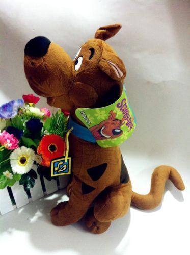 "New Scooby Doo Plush 14/"" Cartoon Network Stuffed Animal Toy Kid/'s XMAS Gift"