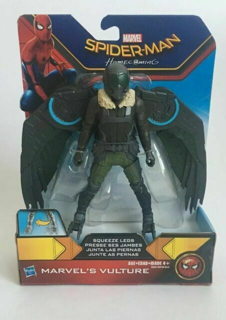 New! Spider-Man Hasbro Marvel Homecoming Marvels Vulture 6-inch Figure