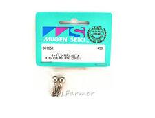 Brand New Sealed Mugen Seiki MRX6 MRX5WC MTX6 MTX5 King Pin Ball 2pcs D0105R