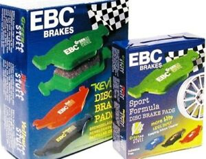 EBC Brakes DP21691 Greenstuff 2000 Series Sport Brake Pad