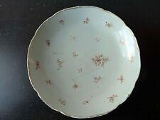 Plat Creux Porcelaine Chine COMPAGNIE DES INDES 18eme Antique Chinese Dish